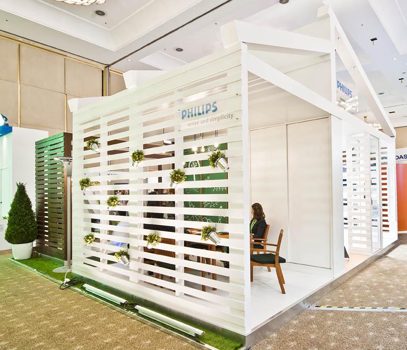 Wall Design Energy : Design office fuar tasarimi philips enerji forumu