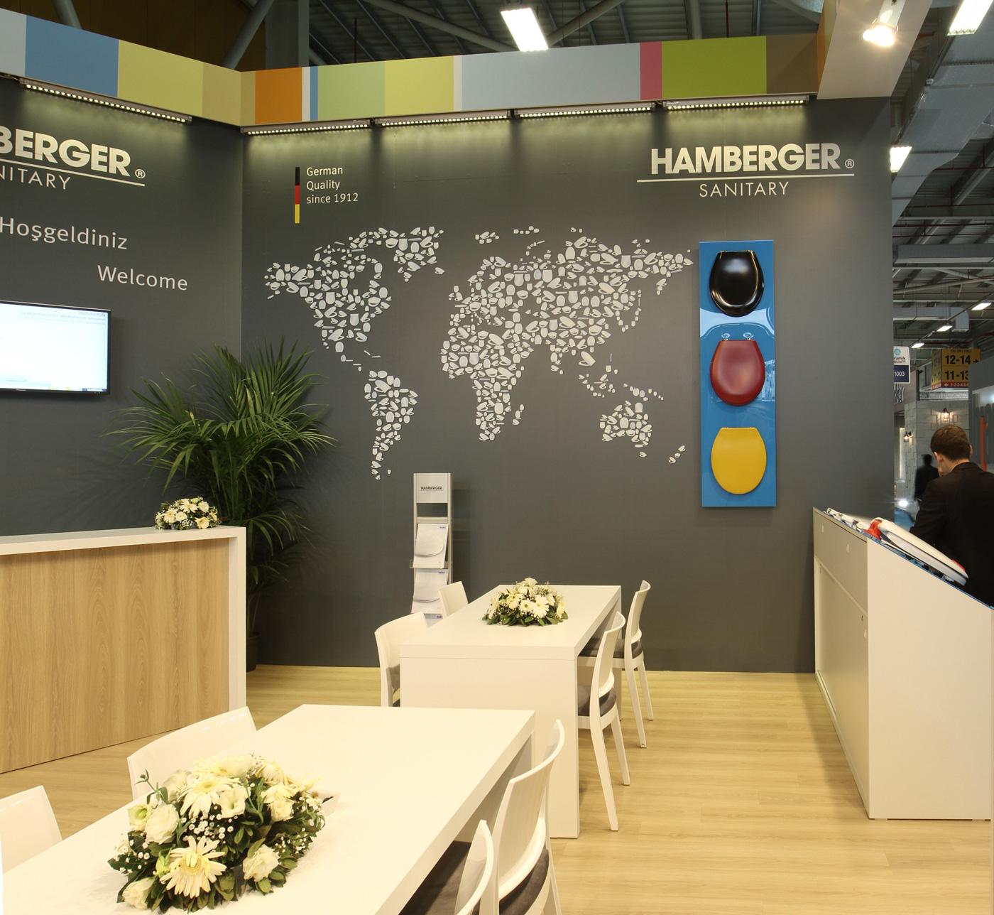 Design office fuar tasarimi hamberger unicera 2015 08 for Office design 2015