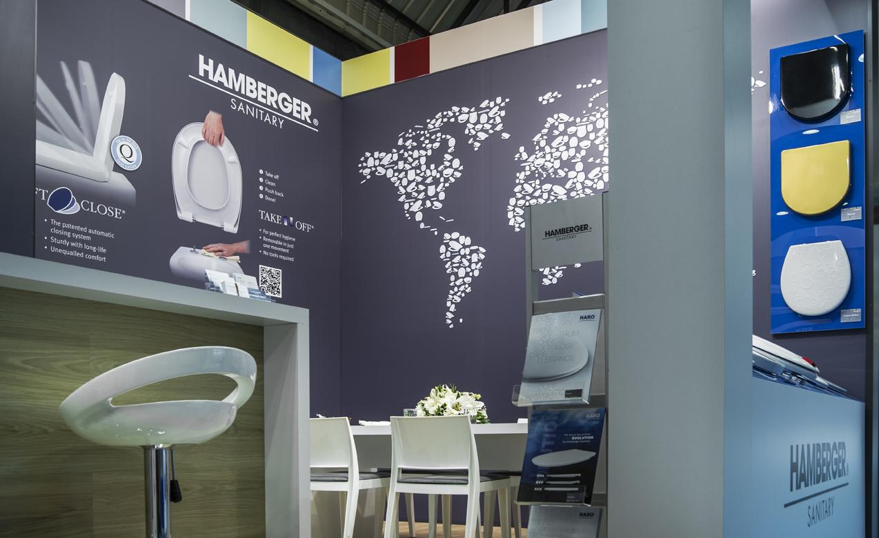 Design office fuar tasarimi hamberger unicera 2016 06 for Office design 2016